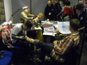 Manchester Tattoo Expo 2009