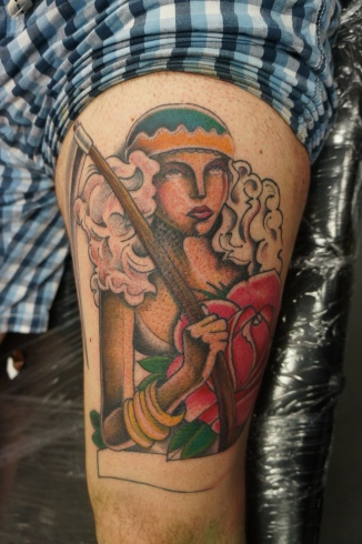 on wed 2nd sitting on this lady death