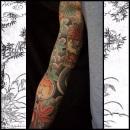 Inner arm shot